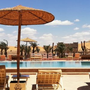 Summer holidays in Morocco. Veranear en Marruecos